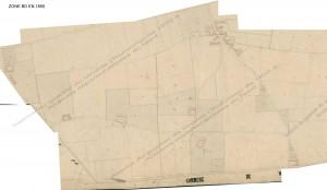 zone BD en 1850