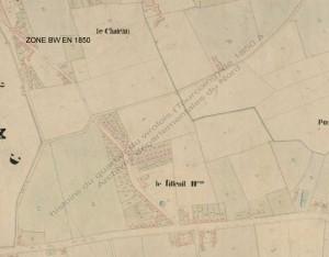 zone BW en1850