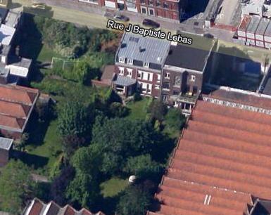 Belle maison avec parc rue JB LEBAS