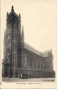 Eglise des péres rue du tilleul