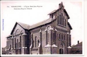 St Jean Batiste rue du Touquet