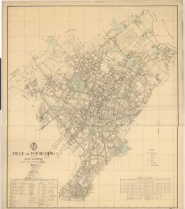 Tourcoing en 1934