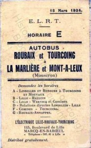 horaire tramway 2