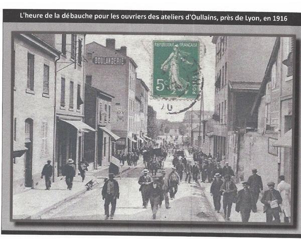 scene des rue d'antan