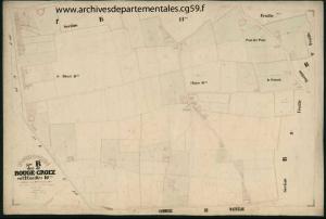 virolois en 1850 coté watrelos
