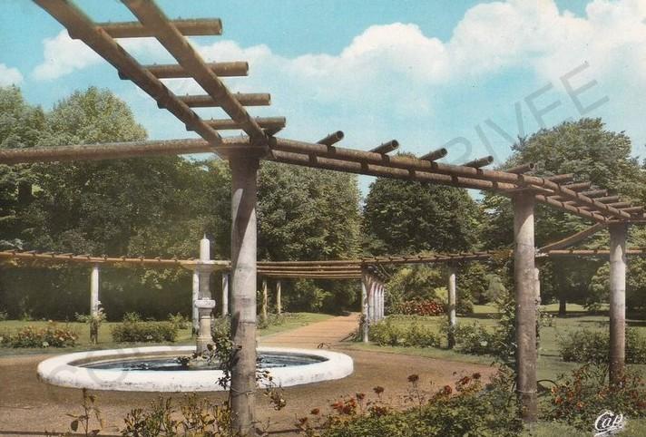 jardin botanique couleur