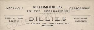 107 - 109 rue jean jaurés  tourcoing  dillies