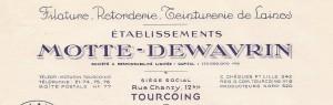 12 bis rue de chanzy tourcoing  Motte dewavrin