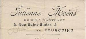 3 rue saint blaise tourcoing  Tourcoing Moens