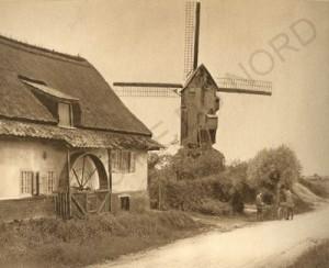 Cassel moulin - roue pour beurre mdb 1938