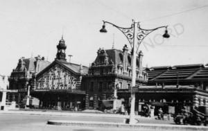 Tourcoing gare en guerre  histoire du nord