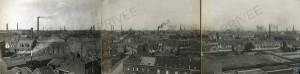 Tourcoing : Vue panoramique