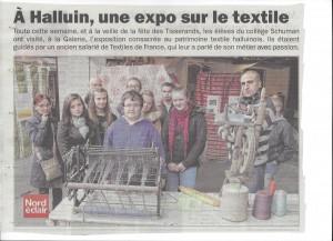 expo textile halluin