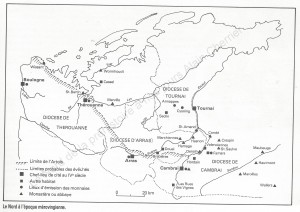 le nord de la préhistoire à nos jours A Cherrier ed bordess 9