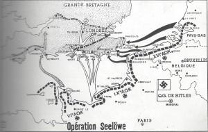 nord dans la tourmente qg 15iéme armée  myrone n cuich 14