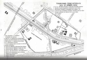 nord dans la tourmente qg 15iéme armée  myrone n cuich 25