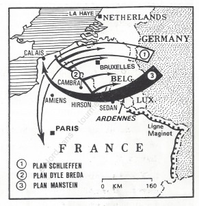 nord dans la tourmente qg 15iéme armée  myrone n cuich 5