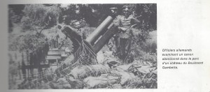 nord dans la tourmente qg 15iéme armée  myrone n cuich 9b
