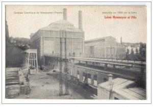 centrale électrique wasquehal