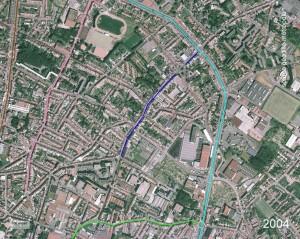 croix rouge coté Est 2004