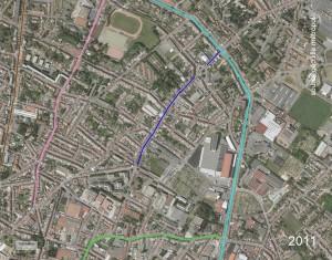 croix rouge coté Est 2011