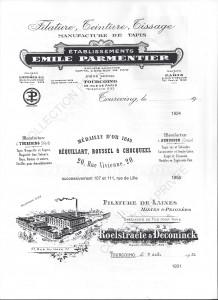 entête lettre usine textile 8