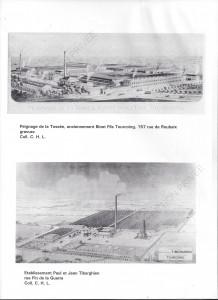 quelques anciennes usines de tourcoing vers 1900 2