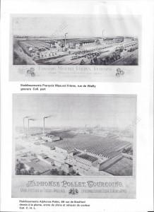 quelques anciennes usines de tourcoing vers 1900 3