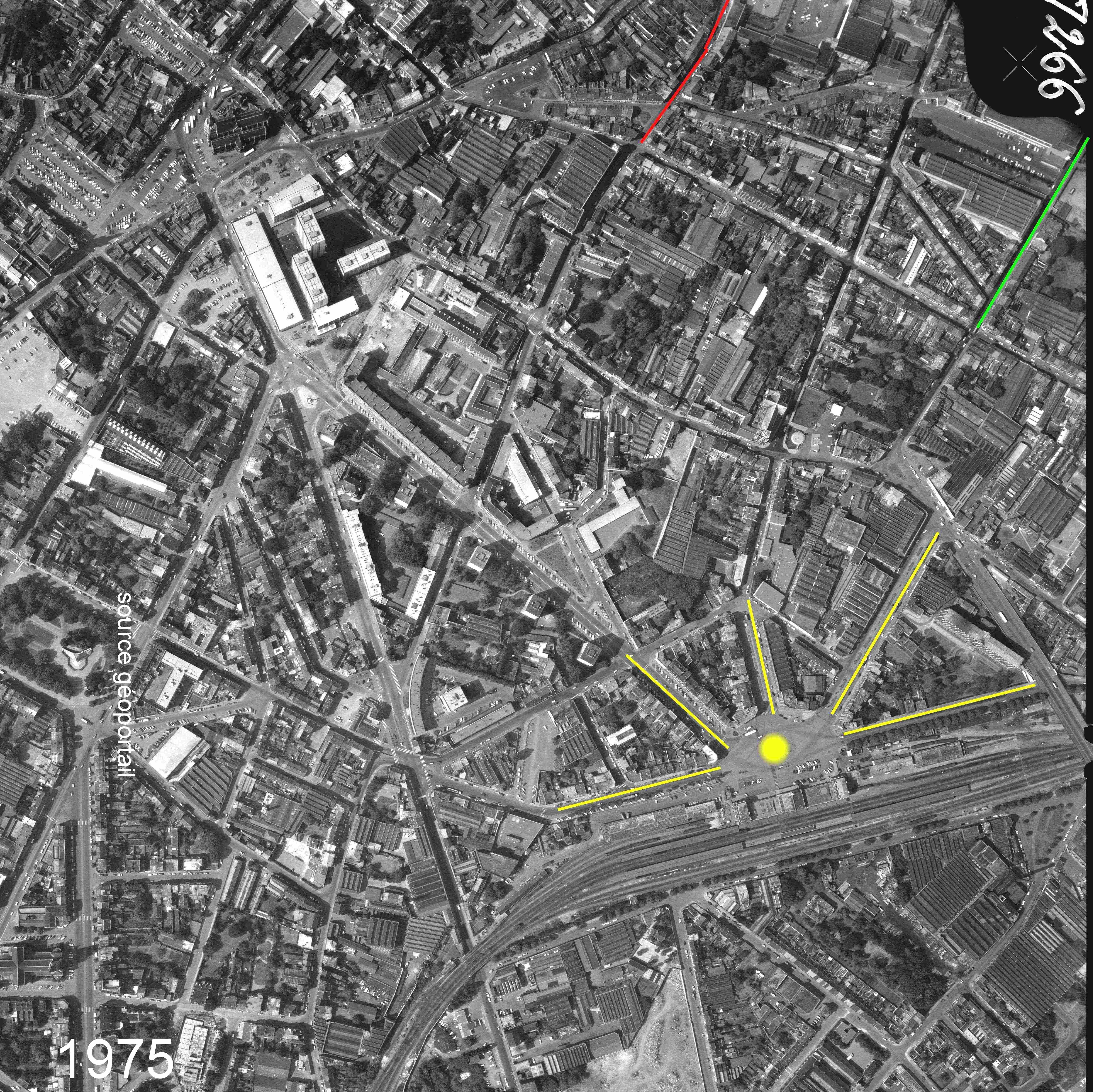 virolois 1975-06-09 gare et centre ville