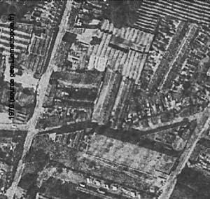 angle rue de guisnes et renaix en 1970