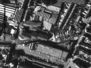 angle rue de guisnes et renaix en 1983