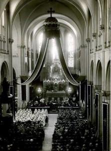 intérieur de St Joseph traitéee