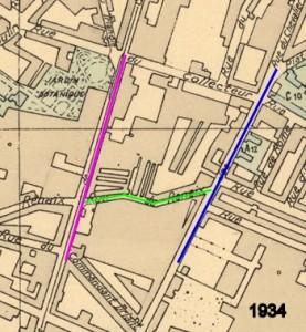 rue de guisnes et de renaix   1934
