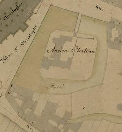 place de la résistance en 1819