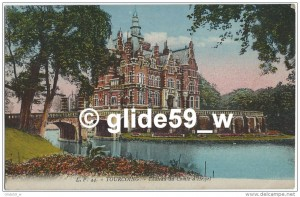chateau du comte d'Hespel
