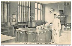 cuisine lycée