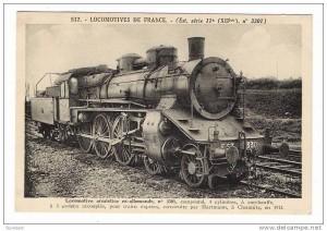 locomotive armistice 1918