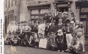 1926 Carnaval pl de la Croix rouge