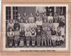 Année scolaire 49-50
