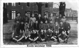 Tg école Lavoisier 1955