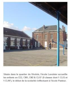 Tg école Lavoisier