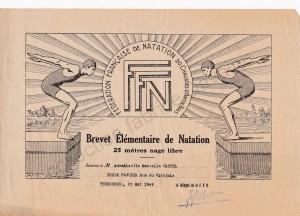 brevet de natation école de natation école lavoisier (2) (col fd)