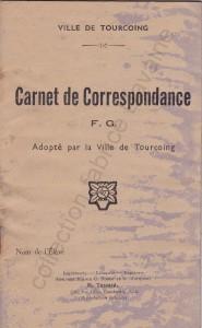 carnet de correspondance 1947 (1) (col FD)