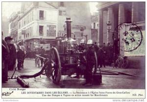 pompiern de paris pour info