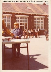 remise de prix ecole lavoisier 1972 (col f d)