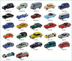véhicules au fil des temps