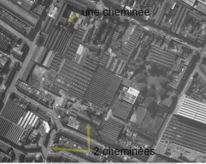 la cheminée lepers duduve en 1962