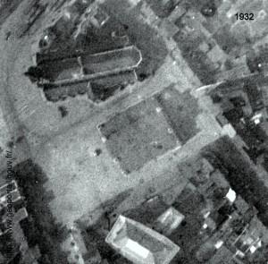la halle en 1932