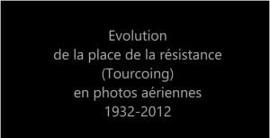 LOGO PL DE LA RESISTANCE PHOTO AERIENNE